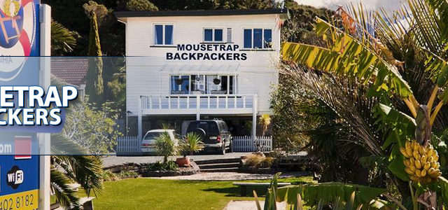 Mousetrap Backpackers